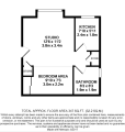 Floorplan of Boltons Lane, Harlington, UB3 5BS
